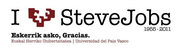 Steve Jobs, UPV, EHU