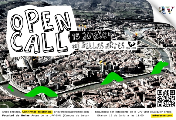 Open call arteverse